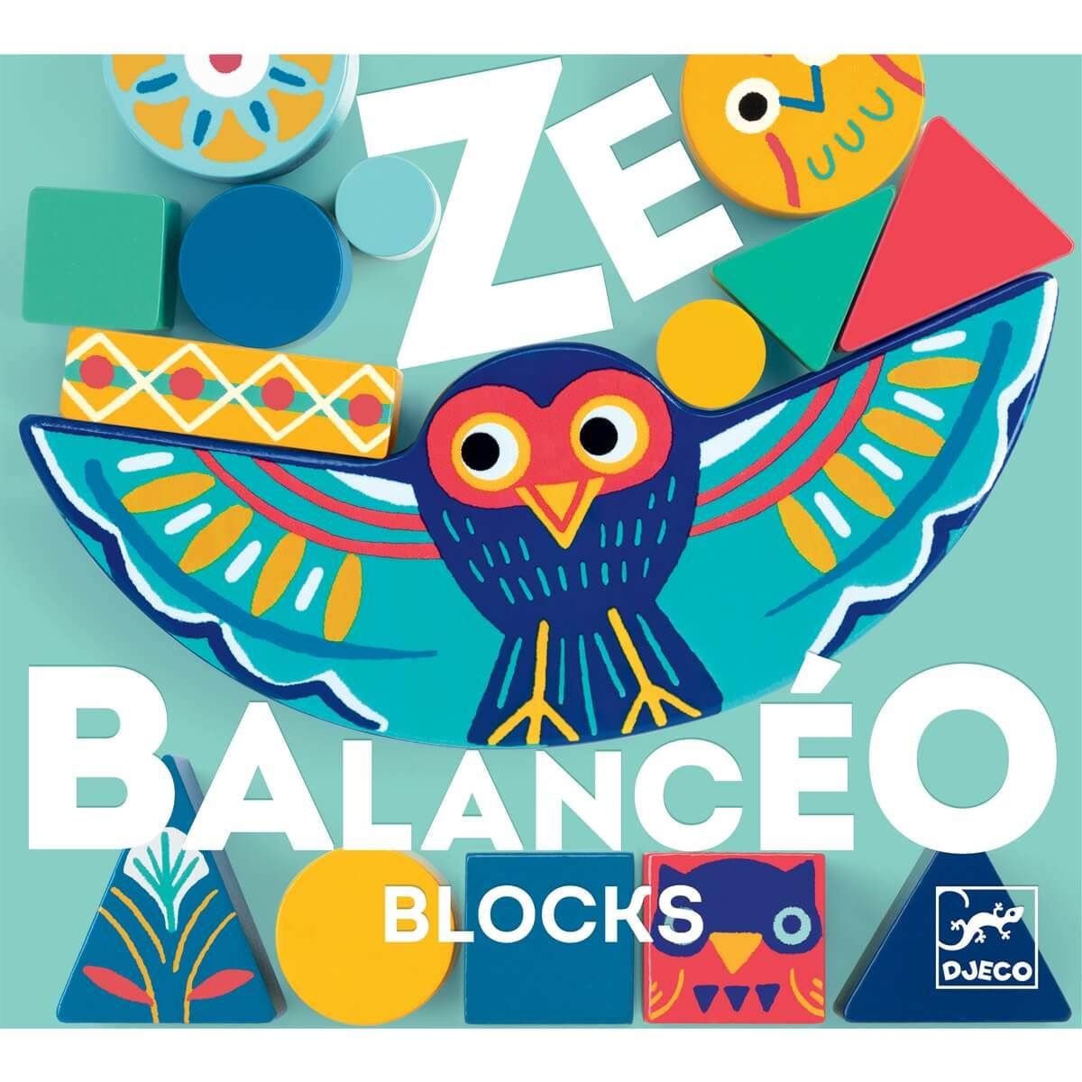 Építő játék - Ze Balanceo