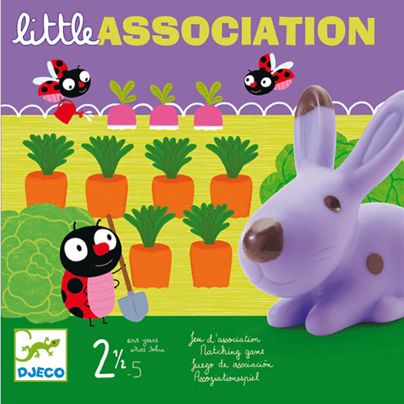 Társasjáték - Little association