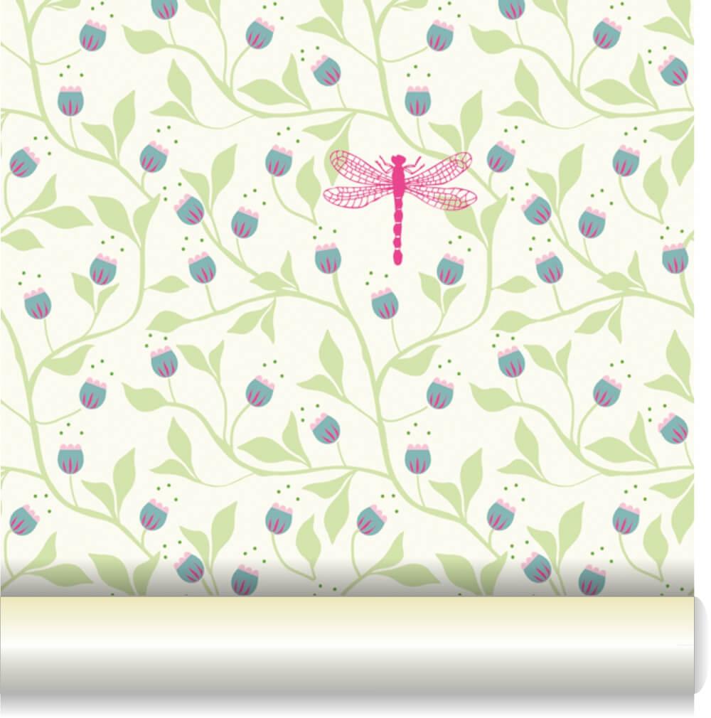Tapéta - Virágok