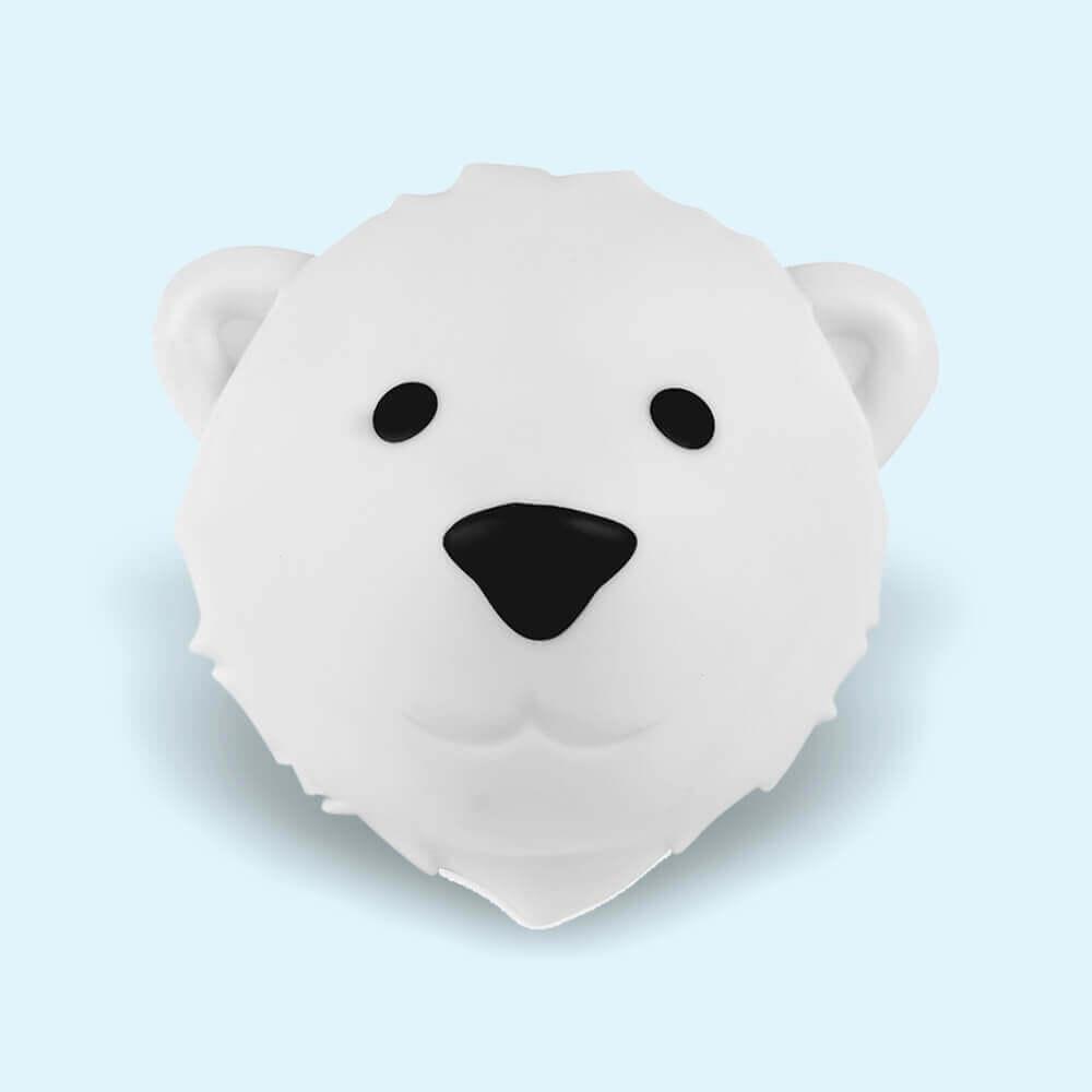 Színváltós éjjeli lámpa - Bjorn jegesmedve