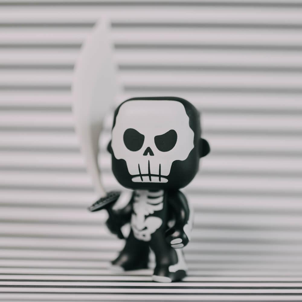 Arty toys - Skully csontváz harcos