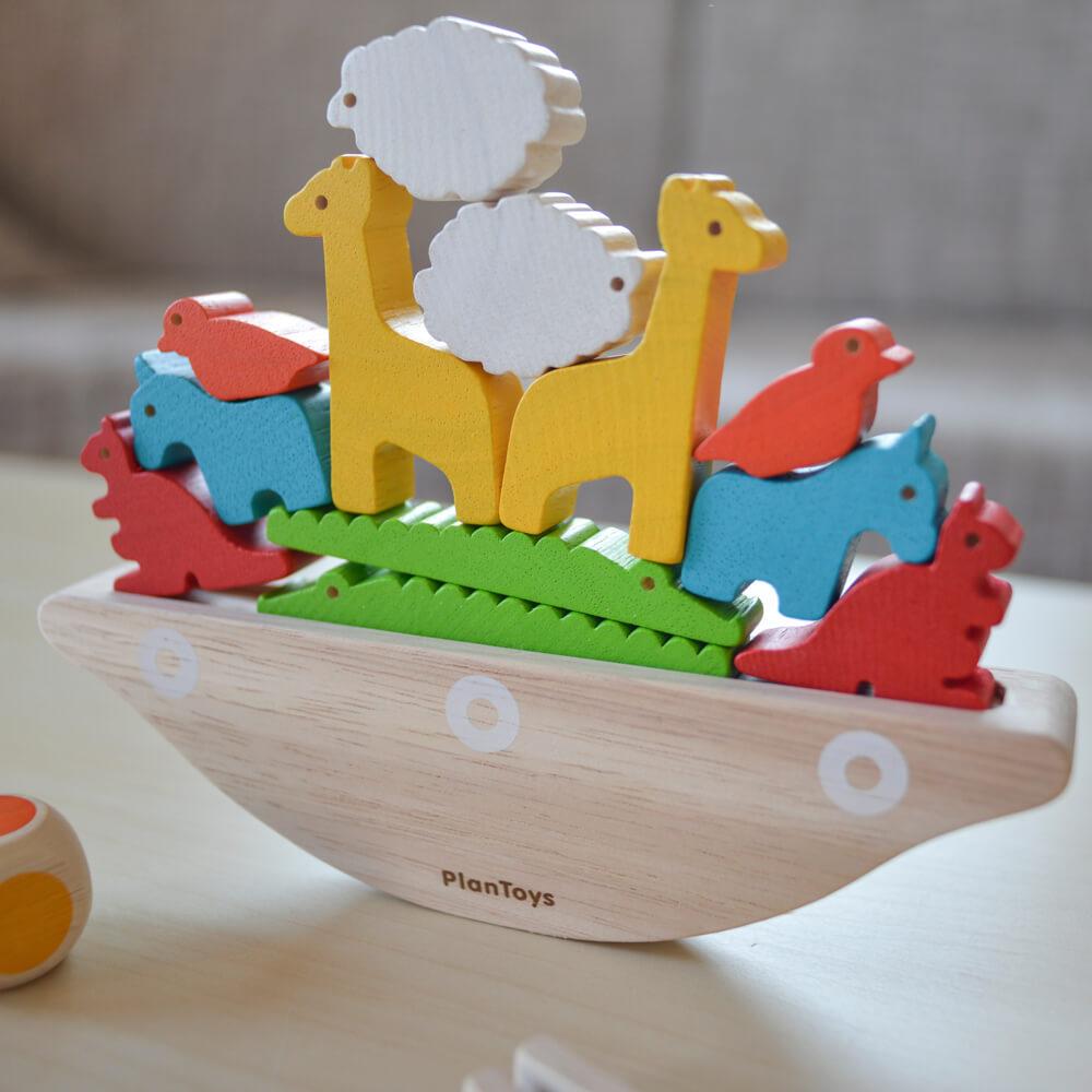 Egyensúlyozó - hajó