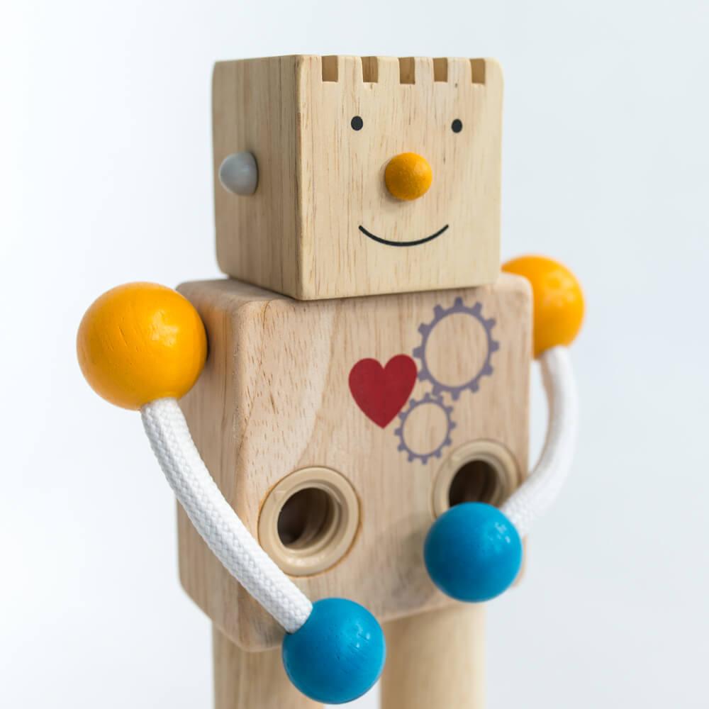 Robot építő