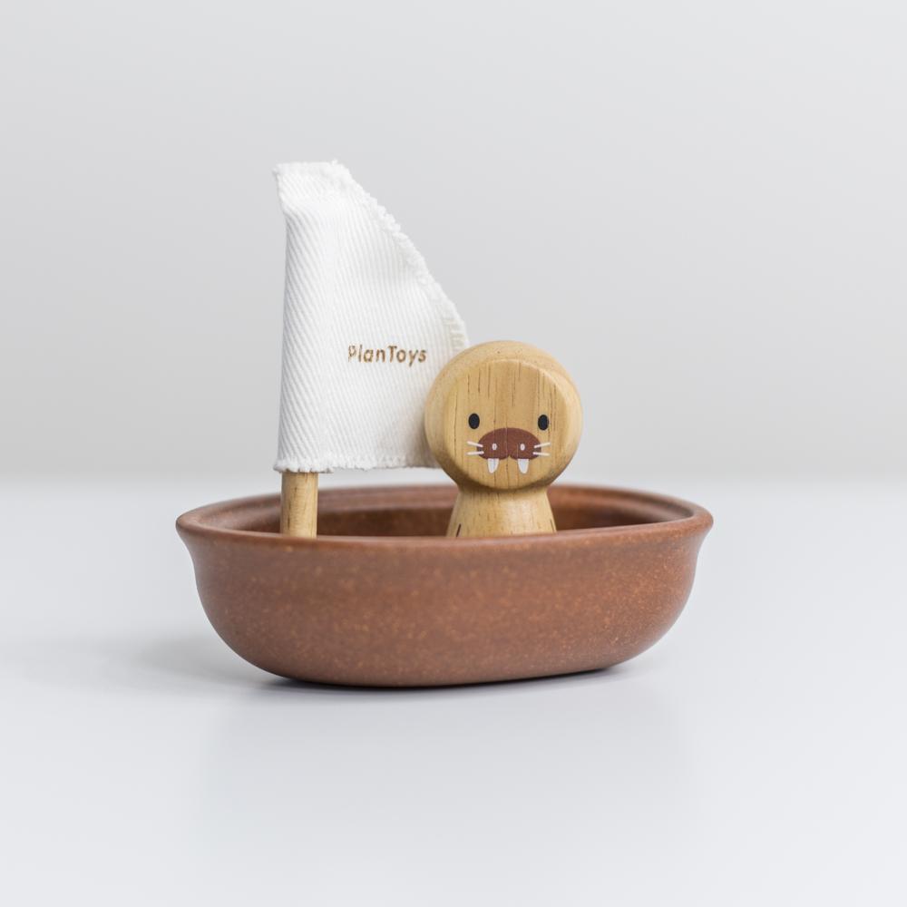 Vitorlás csónak - Rozmár