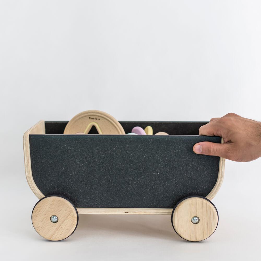 Wagon - fekete