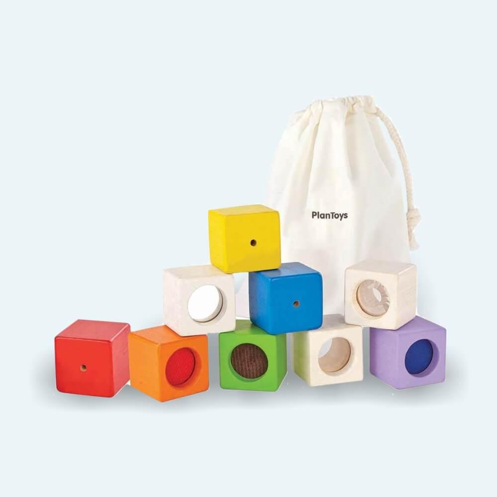 Fejlesztő kocka készlet