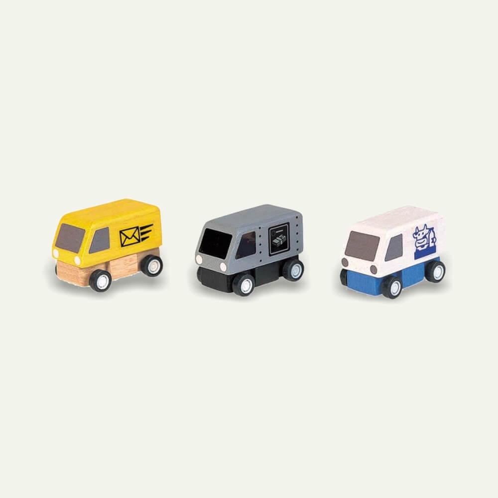 Szállító autók