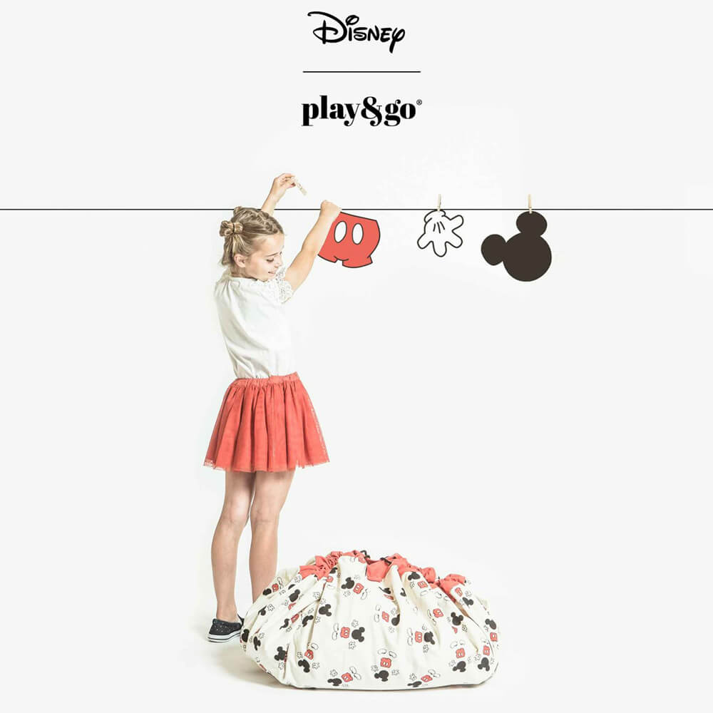Játék tároló zsák - Cool Mickey