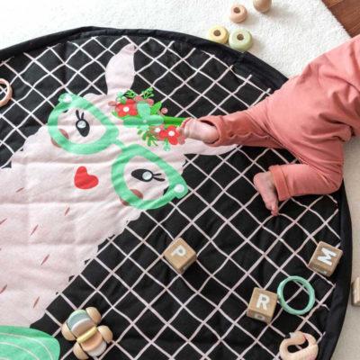 Játszószőnyeg - Láma