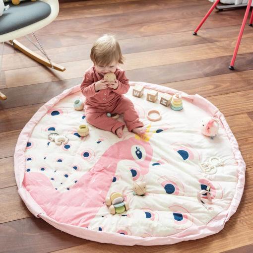 Játszószőnyeg - Páva