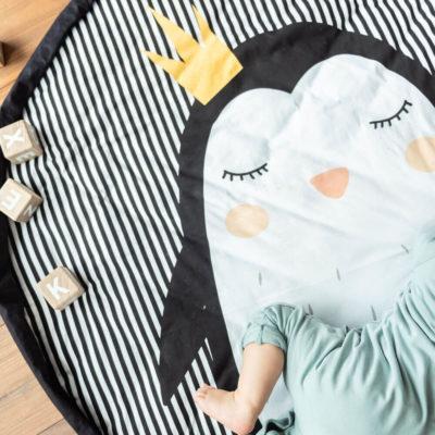 Játszószőnyeg - Pingvin