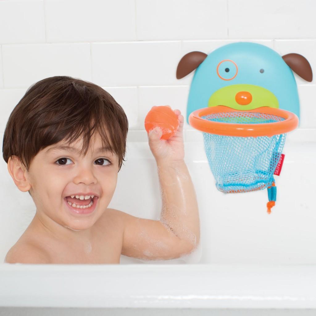 Fürdőjáték - kosárlabdás - kutya