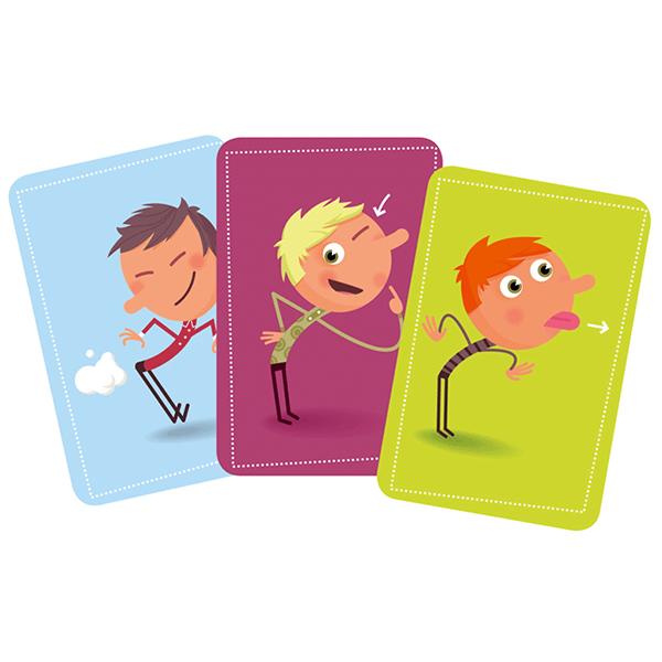 Kártyajáték - Tip Top Clap