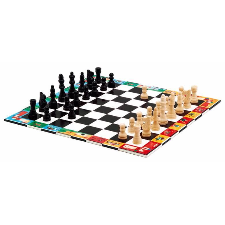 Társasjáték - Sakk, Kínai sakk és Dáma