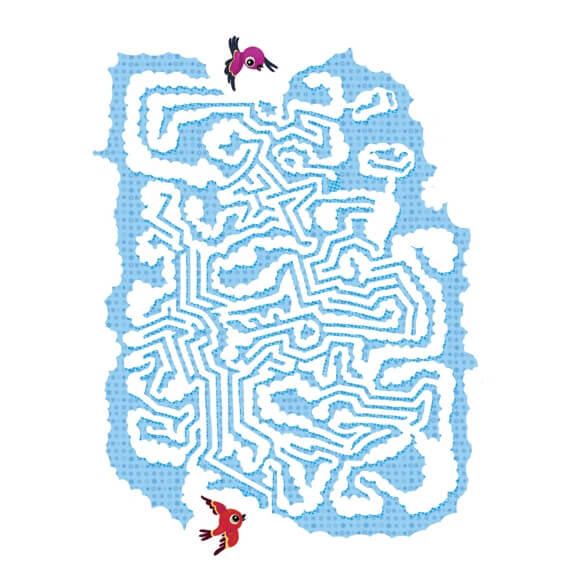 Mini Games - Labirintus
