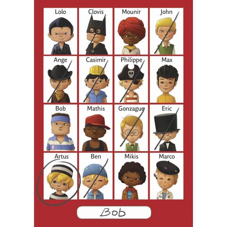 Mini logix - Mi a nevem fiús