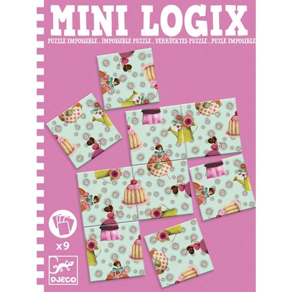 Mini logix - Lehetetlen hercegnős kirakó