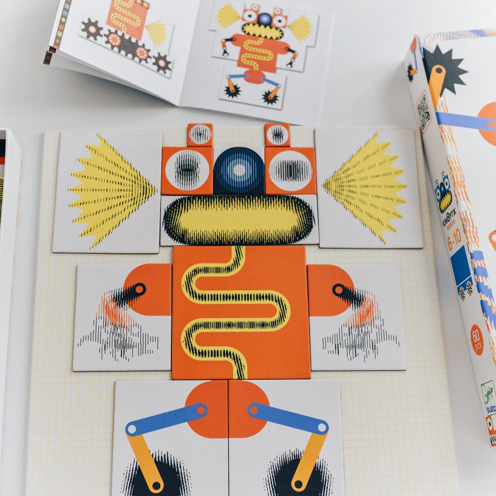 Kinoptik - Robot