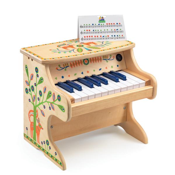 Elektromos zongora - 18 billentyű