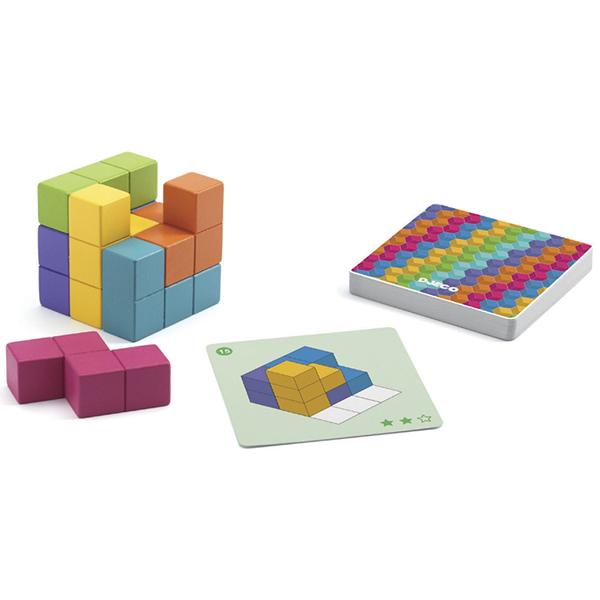Logikai játék - Cubissimo