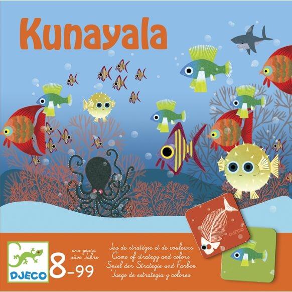 Társasjáték - Kunayala