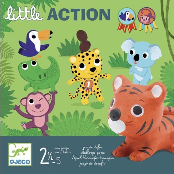 Társasjáték - Little action