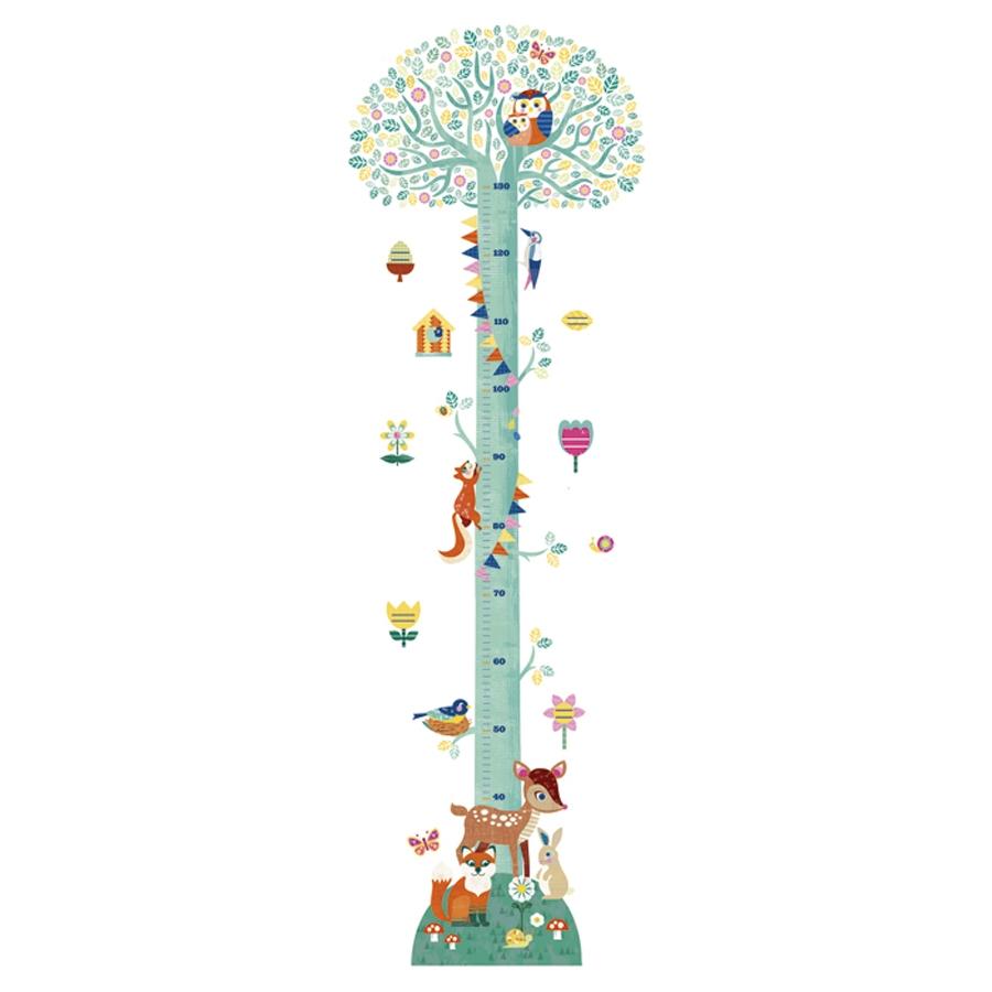 Falmatrica - magasságmérő - Virágzó fa
