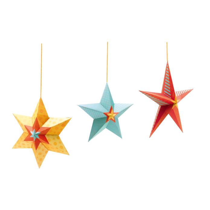 Dekoráció - Csillagok