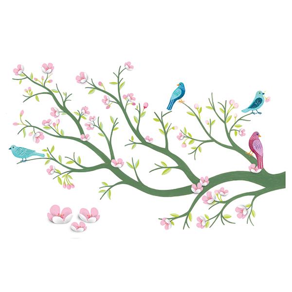Falmatrica - Cseresznyefa