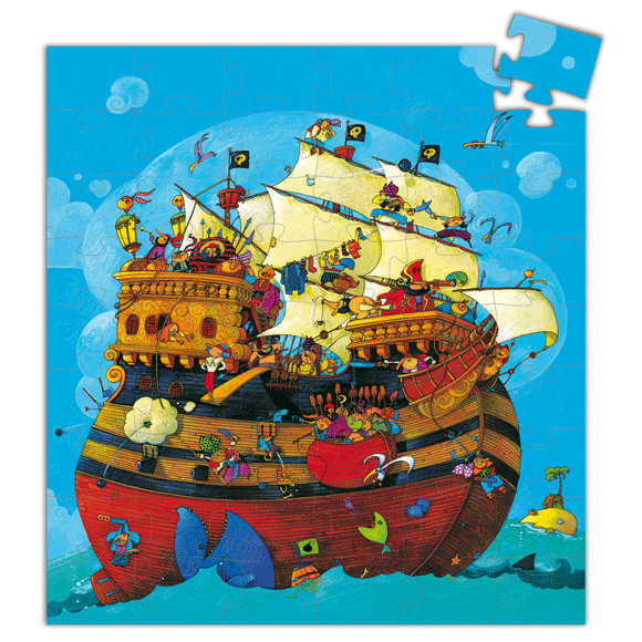 Kirakó - Barbarossa hajója