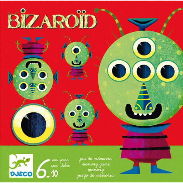 Társasjáték - Bizaroïd