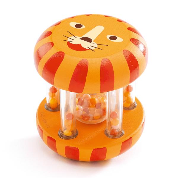 Csörgő - Kicsi oroszlán