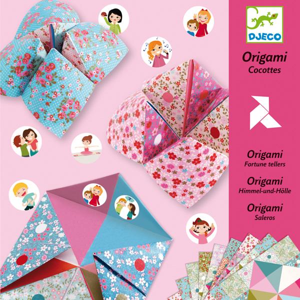 Origami - Lányoknak