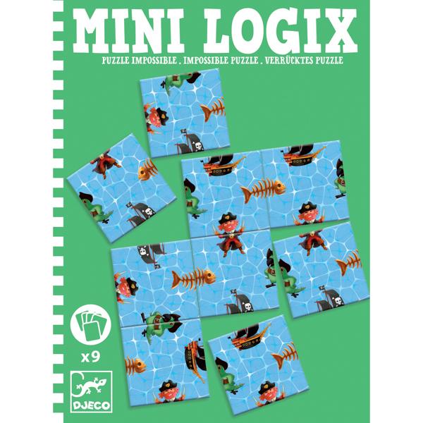 Mini logix - Lehetetlen kalózos kirakó