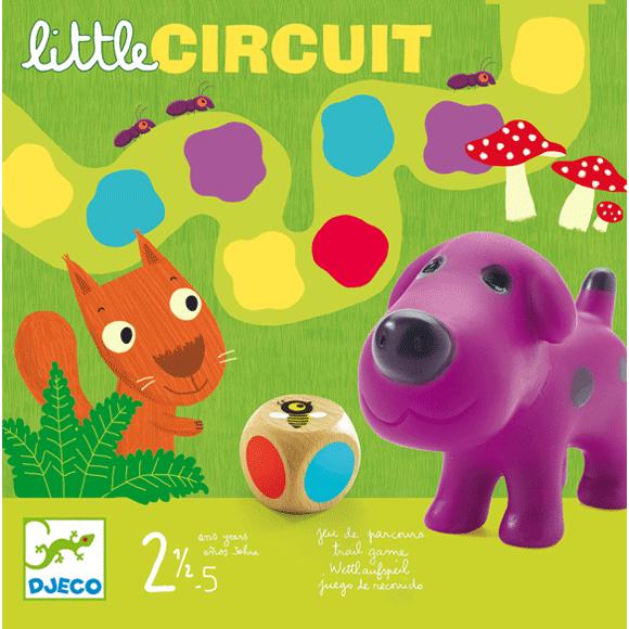 Társasjáték - Little circuit