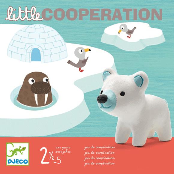 Társasjáték - Little coopération