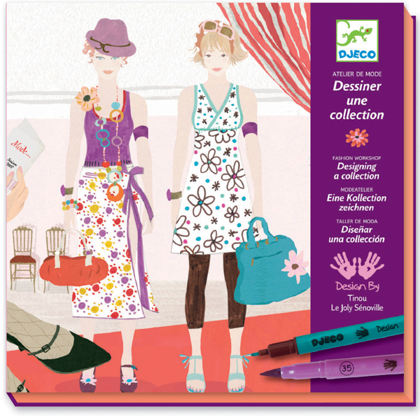 Divattervező műhely - Nyári ruhák