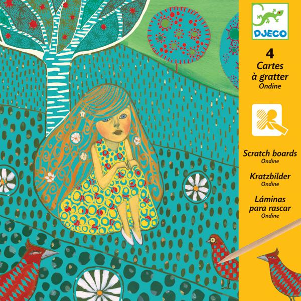 Karckép technika - Ondine az erdő tündére