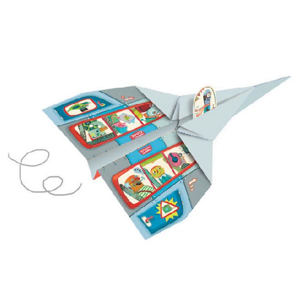 Origamirepülők - Repülők