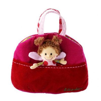 Liz tündér - kifordítható táska kiegészítőkkel