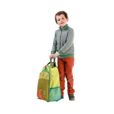 Walter sárkány - húzható bőrönd