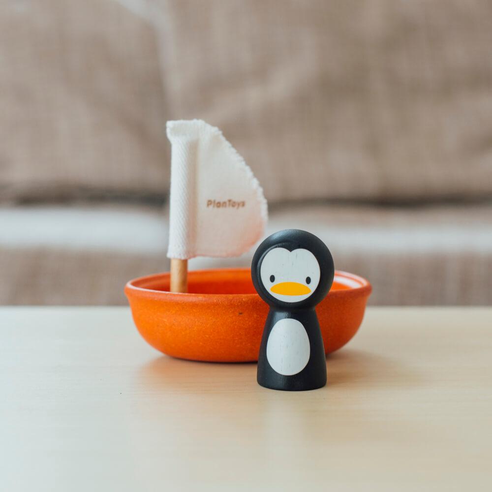 Vitorlás csónak - Pingvin