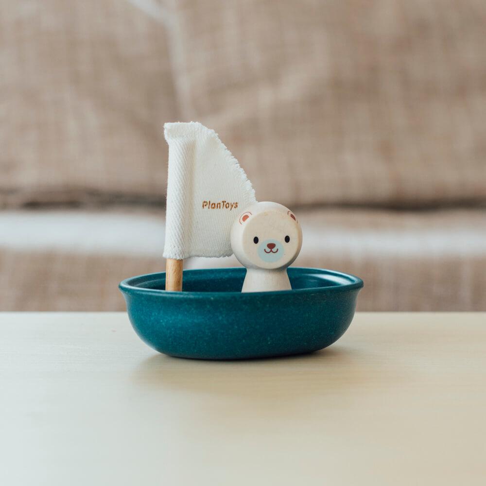 Vitorlás csónak - Jegesmedve