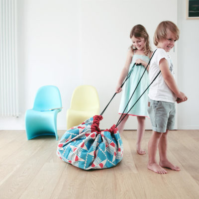 Játék tároló zsák - Badminton