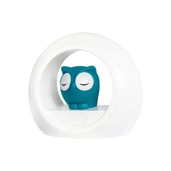Éjjeli hangérzékelős lámpa - Lou - kék