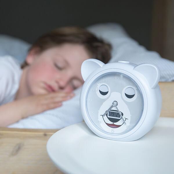 Alvás edző és ébresztőóra - Bobby