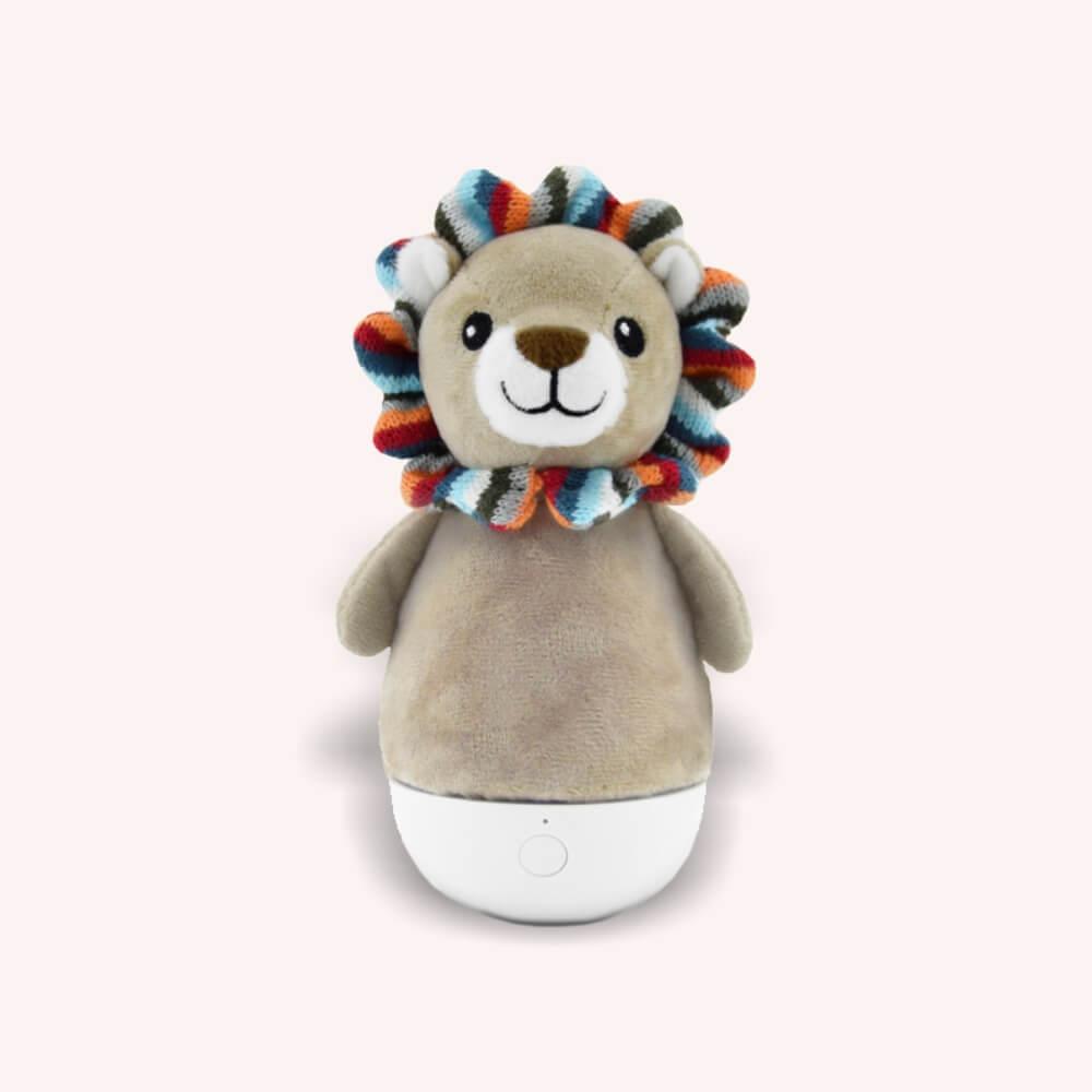 Keljfeljancsi és éjszakai fény - Lex oroszlán