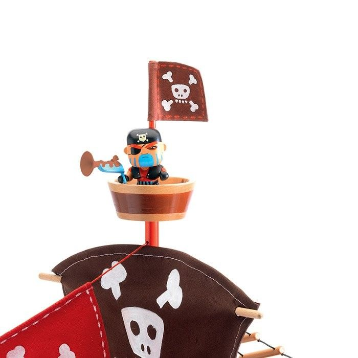 Arty toys - Kalózhajó