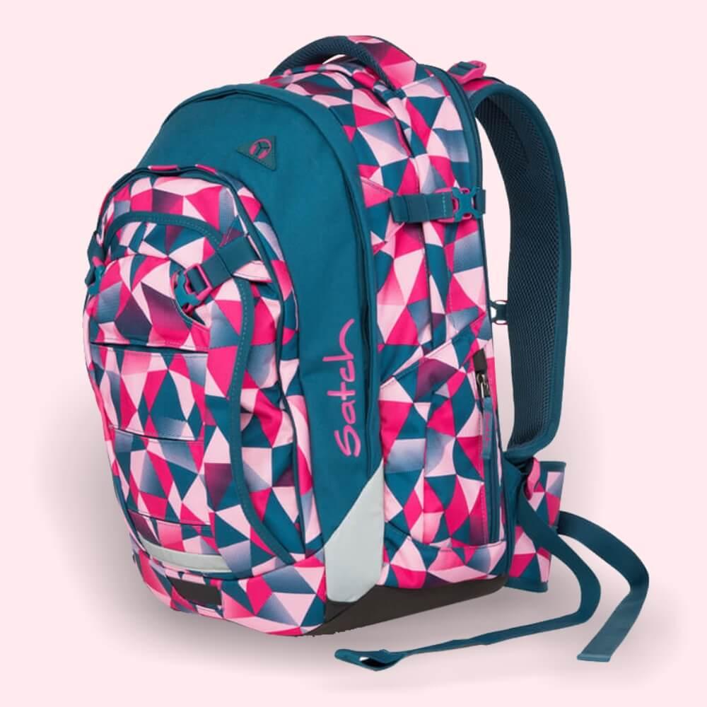 Iskolatáska - Pink Crush