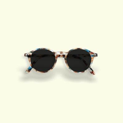 IZIPIZI Gyerek napszemüveg -D- Kék terepminta